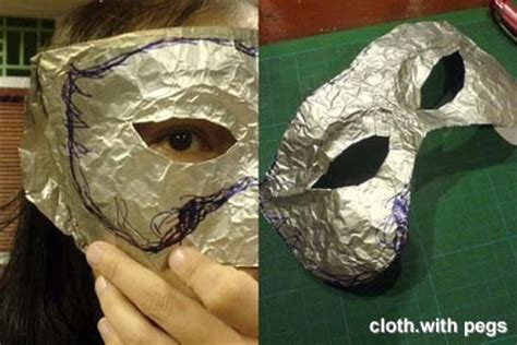 How To Make A Masquerade Mask Out Of Paper - masquerade mask 183 how to make a masquerade 183 decorating on