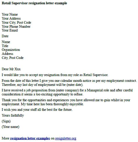 Resignation Letter Thank You Sle Resignation Letter Format Excellent Thank You Letter After Resignation To Received Thank