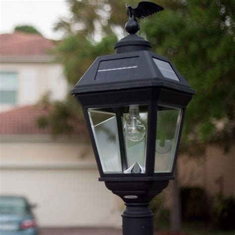 solar light post replacement 17 best images about solar l post lights on pinterest