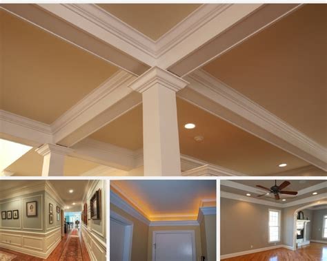 ceiling fan crown molding crown molding paint trim and crown molding basic crown