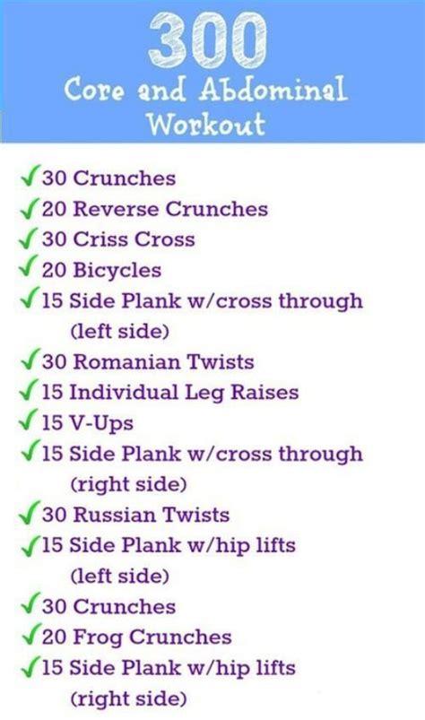 300 ab workout inspiremyworkout a
