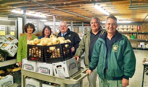 local food pantries benefit from county inmates work in