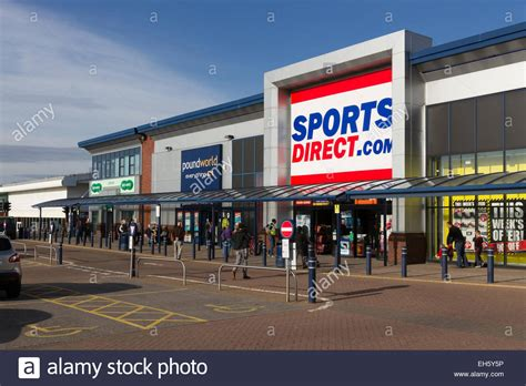 bolton retail park sports direct discount sports shop on middlebrook retail