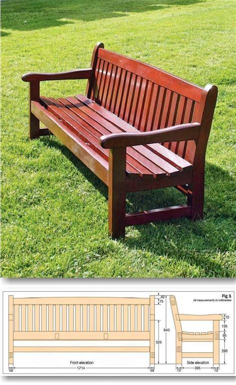 arts  crafts style shelves   diy garden bench