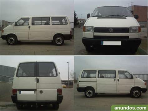 vendo volkswagen caravelle 2 4d 8 plazas vic