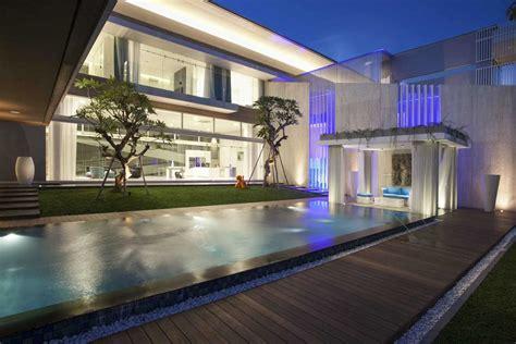 ide desain rumah minimalis gaya amerika informasi desain  tipe rumah