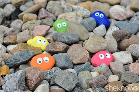 colored rocks for garden 15 ideas to get you inspired to make your own rock garden