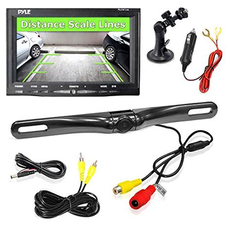 Topi Trucker Dc 2 Color Choose What Do You Want pyle car vehicle backup monitor parking