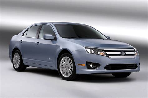 2010 ford fusion mpg 2010 ford fusion hybrid officially gets 41 mpg the