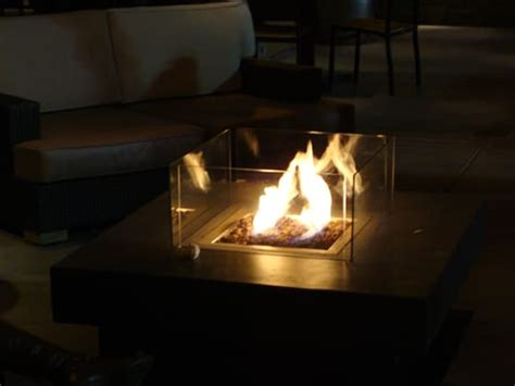 Glass Enclosed Fireplace | glass enclosed fire pits yelp