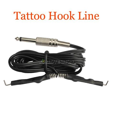 tattoo gun clip cord setup tattoo gun ink tip machine clip cord 6ft power needle grip