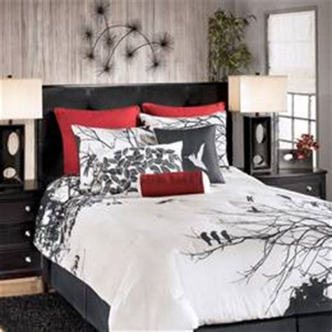 black white and red bedding girls bedding sets flower printed decorative king size