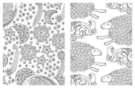 coloring book for adults in dubai posh coloring book soothing designs for