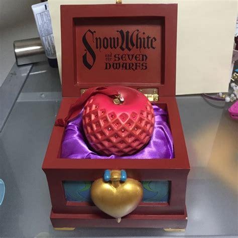 Disney Princess Decor Disney Disney Snow White Evil Queen Poison Apple Box