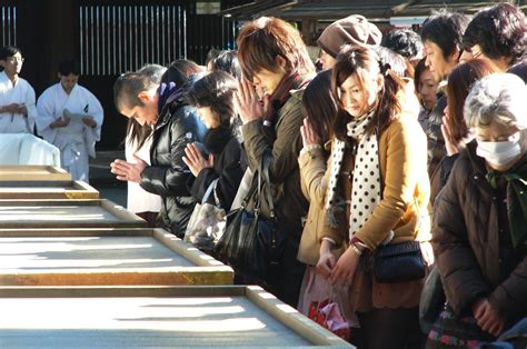 famous people in japan how religious are japanese people japan today