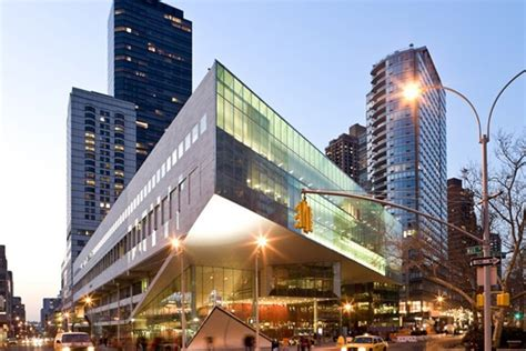 Parsons Mba Entertainment by 65th Development Project At Lincoln Center Turner