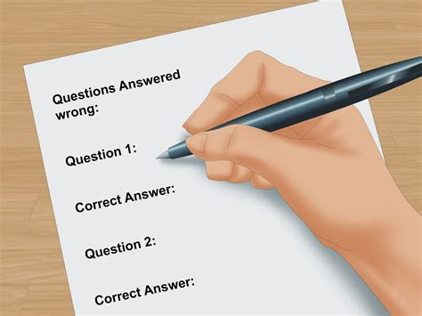 test d how to pass your permit test 11 steps with pictures