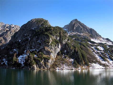 urlaub in den alpen österreich der tappenkarsee in kleinarl alpen 214 sterreich