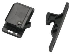 decorite 5838 black grabber latch rv trailer drawer