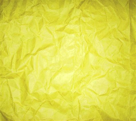How To Make Paper Yellow - wrinkled yellow paper background 1800x1600 background