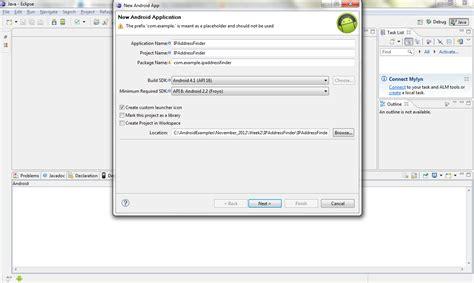 mobile address finder ip address finder in android edumobile org