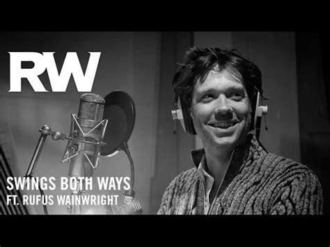 i swing both ways robbie williams ft rufus wainwright swing both ways