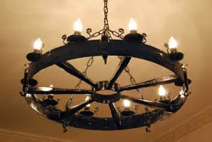 Hand Forged Iron Chandeliers Iron Chandelier By Rajala On Deviantart