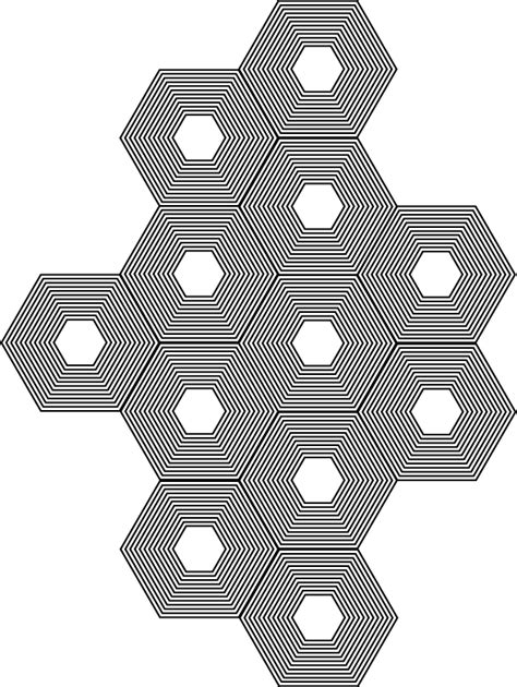 illustrator pattern hexagon day in day out more illustrator fun