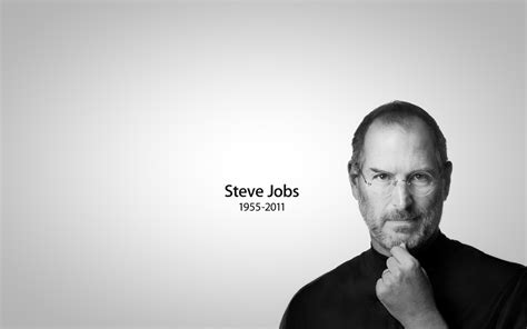 wallpaper apple steve jobs steve jobs wallpapers hd wallpapers id 10380