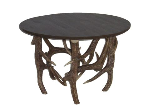 villa bar american country round wood table stylish coffee
