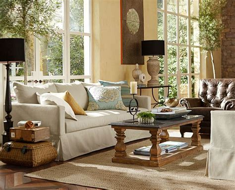 pottery barn style living room wine country small space photo gallery design studio