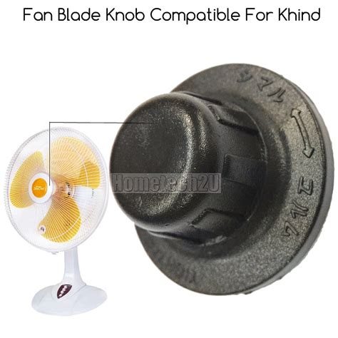 Fan Knob by Table Fan Blade Lock Stand Fan Knob Spare Part For Khind