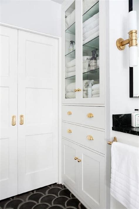 linen cabinet with her bathroom linen cabinets bathroom linen cabinet bathroom