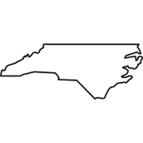 north carolina map landmap land country outline t shirt