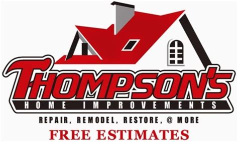 thompson s home improvements hail wind