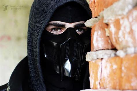 mortal kombat noob saibots mask diy youtube noob saibot da mask