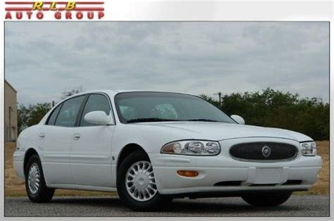 manual cars for sale 2000 buick lesabre electronic throttle control sell used 2004 buick lesabre custom fwd automatic power leather keyless 1 owner kchydodge in
