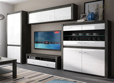 wohnzimmer wohnwand awesome wohnzimmer komplett weis ideas house design