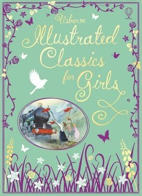 libro illustrated classics for girls illustrated classics for girls 9781409566465