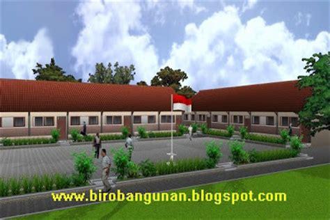 Desain Sekolah Dasar : make over tampilan bangunan sekolah