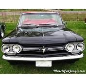 1962 Corvair Monza Spyder Front
