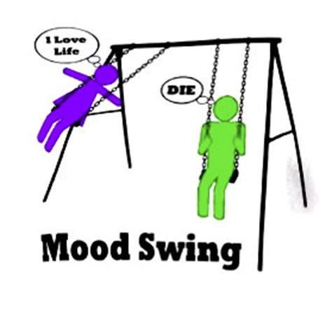what causes extreme mood swings what your mood swings might mean gigar 233 lifestyle magazine