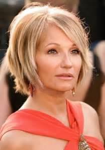 coupe courte moderne pour femme de 40 ans coiffures