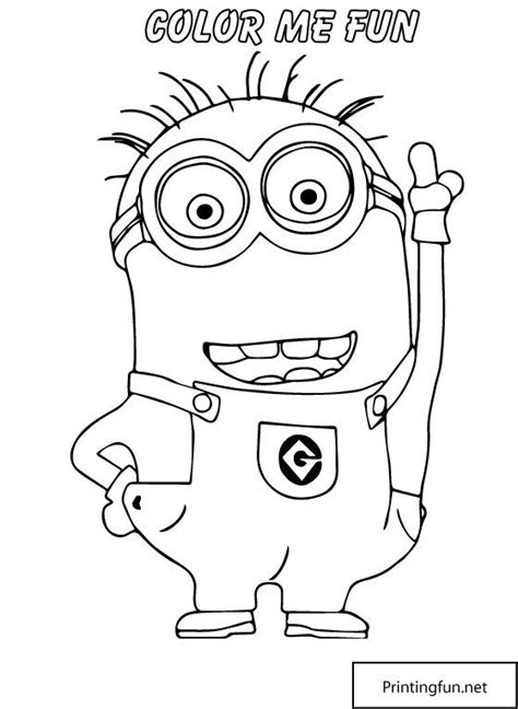 minion cupcake coloring page 25 best coloring pages minions images on pinterest