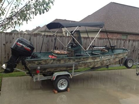 best rated aluminum jon boats jon boat tops pictures to pin on pinterest pinsdaddy