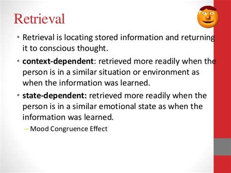 Psychology Essays On Memory by Essay On Memory Retrieval