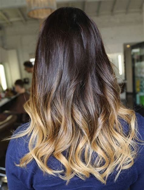 hairstyles after ombre box no 216 sarissa before and after ombre on dark brown