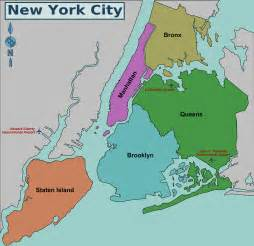 New York City New York Map by New York Usa World Financial Center Travel Featured