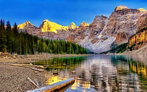 beautiful wallpapers beautiful lake in alberta canada hd wallpapers