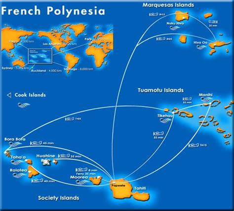 polynesia world map polynesia country maps